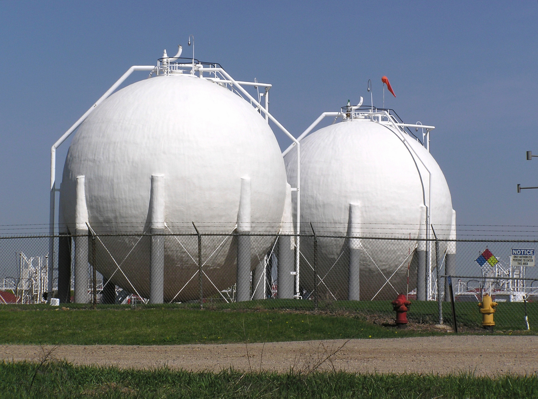 Natural gas trends
